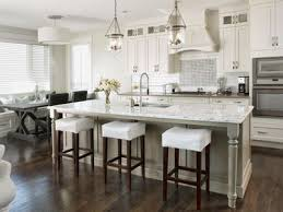 Kitchen Design With White Cabinets Gorgeous When Should Cabinetry Go To The Ceiling