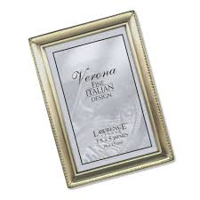 lawrence frames 11435 antique gold bead