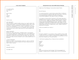 9 Email Cover Letter Template Sales Intro Letter
