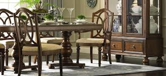 Bellewood Dining Room Collection by BASSETT shop Hickory Park