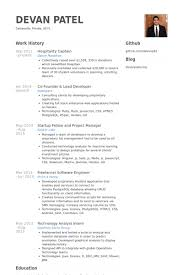 Resume For Hospitality Impressive Gallery Of Hospitality Resume Samples Visualcv Resume Samples
