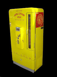 Rc Cola Vending Machines Sale New VINTAGE RC COLA MACHINE AUTHORIZED SALES AND RESTORATION OF