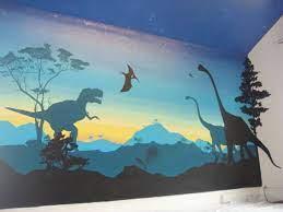 dinosaur bedroom bedroom murals