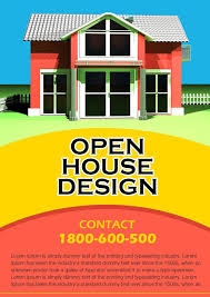 free word template flyer free real estate open house flyer templates open house flyer ideas