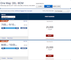 Jet Airways Awards Are Now Bookable On Deltas Website