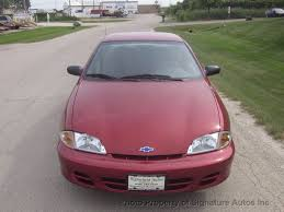 2001 Used Chevrolet Cavalier 2dr Coupe at Signature Autos Inc ...