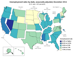 State Employment And Unemployment December 2011 The