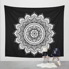 tapestry wall tapestry mandala tapestry