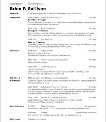 Associate Degree Resume Fascinating Relevant Experience Resume Sample Enchanting Gallery Of Functional