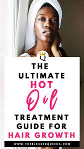 the ultimate hot oil treatment for