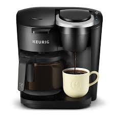 Keurig 2 0 Model Comparison Chart Keurig K Duo Essentials Coffee Maker With Single Serve K Cup Pod And 12 Cup Carafe Brewer Black