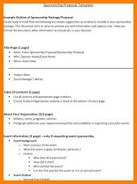 8+ event sponsorship proposal template doc | biodata samples