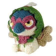 Ravelry Patterns New Ravelry Pokemon Decidueye Pattern By I Crochet Things