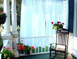screened porch sheer curtains. Semi Sheer Outdoor Curtains 108 Screened Porch O