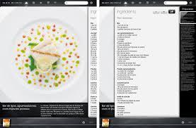 Alain Ducasse Adapte Son Grand Livre De Cuisine à Lipad Igeneration