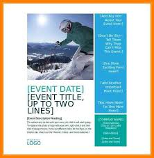 Flyer Templates Word 6 Event Flyer Templates Word Business Opportunity Program
