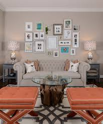 Wall Collage Living Room Wall Collage Frame Sets Living Room Contemporary With Gray Wall