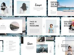 Keynote Templates Nautical Keynote Template By Templates On Dribbble