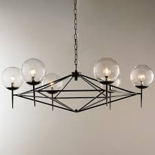 amusing chandelier globes clear glass pendant shade black iron chandeliers with globe glass lamp