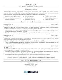 Awesome Cover Letter Examples Classy Resume Cover Letter Examples 48 Insurance Broker Job Description