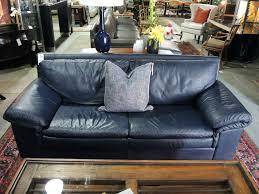 navy blue leather sofa. Blue Leather Furniture Large Size Of Sofa Navy Dark . C