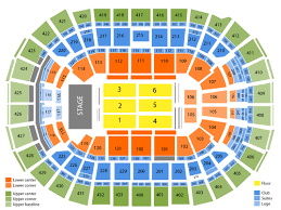 Capital One Arena Seating Chart Capital One Arena At