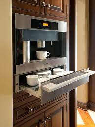 coffee bar for office. Brown Contemporary Kitchen With Coffee Bar And Wooden Cabinet Hom Large Size For Office