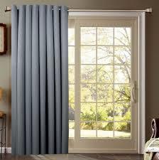 brilliant sliding patio door curtains treatment glass window ideas