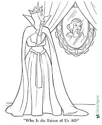Of queens coloring pages are a fun way for kids of all ages to develop creativity, focus, motor skills and color recognition. Snow White Coloring Pages Fairy Tales