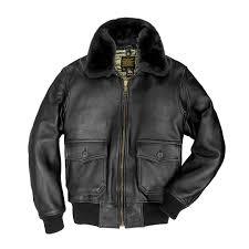 u s navy lambskin g 1 flight jacket in black