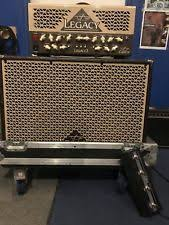 steve vai carvin legacy 3 and 2x12 cabinet w road case