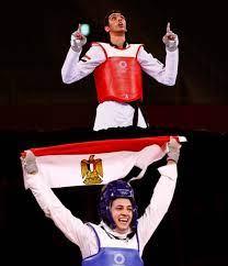استادات تهنئ هداية ملاك وسيف عيسى بالميدالية البرونزية والانجاز الأولمبى  الكبير - بوابة الشروق - نسخة الموبايل