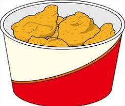 bucket of fried chicken clipart. On Bucket Of Fried Chicken Clipart