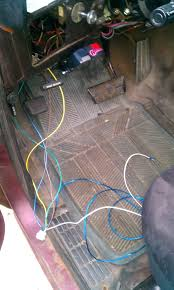 new gauges a factory look here is the wiring harness i just er it to a standard plug since its not outside did not need to be weather proof