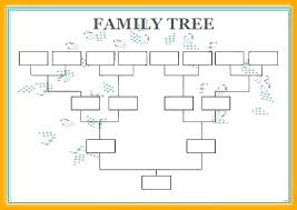 Pedigree Chart Template Dog Family Tree Template Pedigree