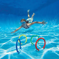 Sinkable Pool Lights Diving And Swimming Pool Toys 10 Pack For Kids With