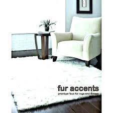 faux fur rugs lovely faux fur rug white white faux sheepskin rug plush white fur
