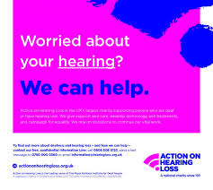 Deaf Awareness Week 6 12 May 2019