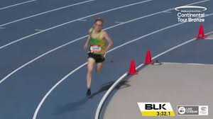 Jaryd clifford was in shock. Jaryd Clifford 1500m At 2020 Sydney Track Classic Youtube