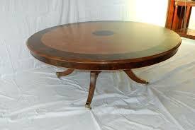 large round antique walnut table 2 metre regency manner burr dining to seats 10 uk