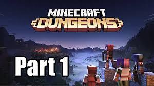Minecraft Dungeons (2020) XBOX ONE X ...