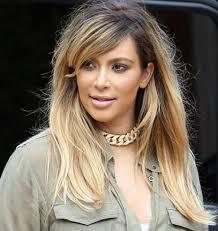 Blonde Hair Style kim kardashian blonde hairstyle lookbook1 kim kardashian blonde 1416 by wearticles.com