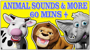Small Picture Animal Sounds More Nursery Rhymes Kids Songs Poems for