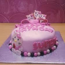 Hello Kitty Cake At Rs 1599 Kilogram Patel Nagar Delhi Id