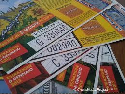 Lotteria Italia, in Umbria 250 mila euro, premi anche in ...