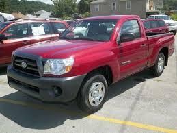 Buy used 2008 Toyota Tacoma Regular Cab Pickup Truck 2-Door 2.7L 4 ...