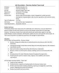 Define Team Leader 11 Team Leader Job Description Samples Pdf Word