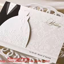 100pcs Lot Free Shipping Customize Wedding Invitation Cards Creative