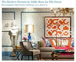 ed ross room for elle decor was designed for a media mogul and mother of two boys this woman knows what she wants and gets it