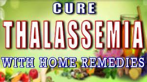 Thalassemia Major Diet Chart